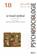 Le travail syndical