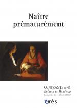 Naître prématurément