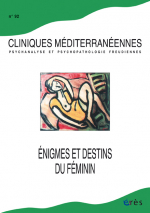 Enigmes et destins du féminin