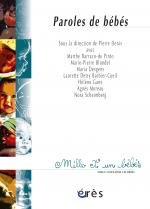 Paroles de bébés - 1001 bb n°37