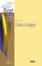 L'accès au langage