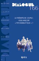 Thérapie de couple : vous avez dit psychanalytique ?