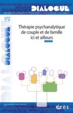 Thérapie psychanalytique de couple et de famille ici et ailleurs