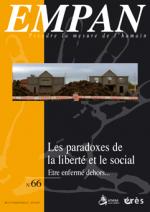 Les paradoxes de la liberté et le social : être enfermé dehors