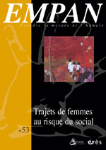 Trajets de femmes au risque du social