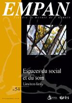 Espaces du social et du soin