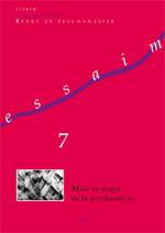 Mise en pages de la psychanalyse