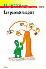 Les parents usagers