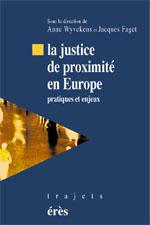 La justice de proximité en Europe