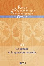 Le groupe et la question sexuelle