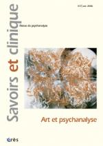 Art et psychanalyse