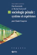 Sociologie pénale : système et expérience