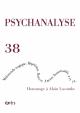 PSYCHANALYSE 38 : Malentendu tragique. Répétition. Danser. Amour. Insaisissable. a et ça